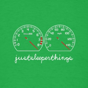 #justsleeperthings - Men's T-Shirt