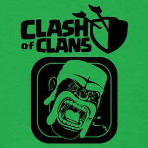 Barbarian Clash of Clans - Men's T-Shirt
