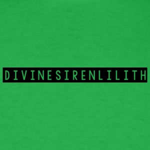 DivineSirenLilith - Men's T-Shirt