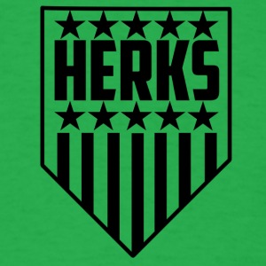 HerKs Stars and Stripes Collection - Men's T-Shirt