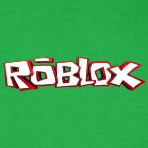 Roblox Logo - Men's T-Shirt