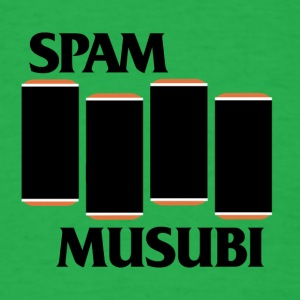 SPAM MUSUBI FLAG - Men's T-Shirt