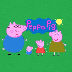 peppa pig - Men's T-Shirt