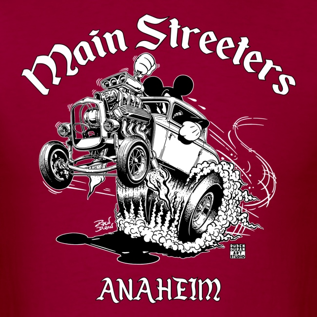 Main Streeters of Anaheim