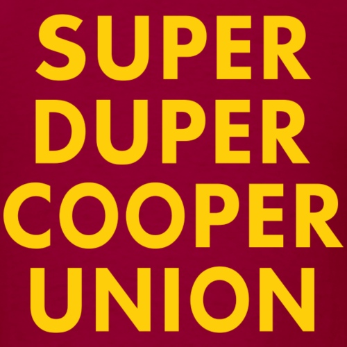 Super Duper Logo Gold