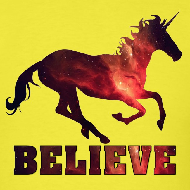 Believe Unicorn Universe 8