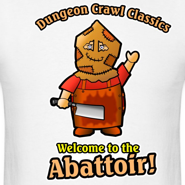 Welcome to the abattoir