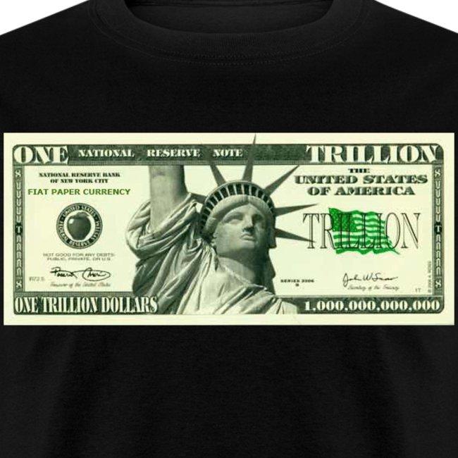 Trillion Dollars Bill