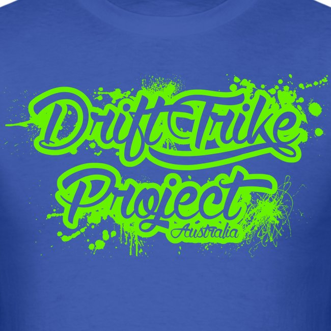 Drift Trike Project splatter5 png