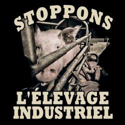 Stoppons l\'élevage industriel