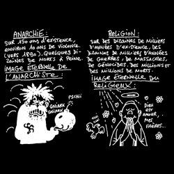 Anarchie vs Religion: Image éternelle