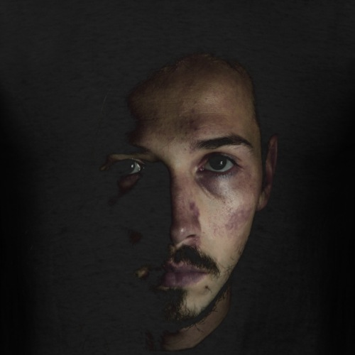 dying - Men's T-Shirt