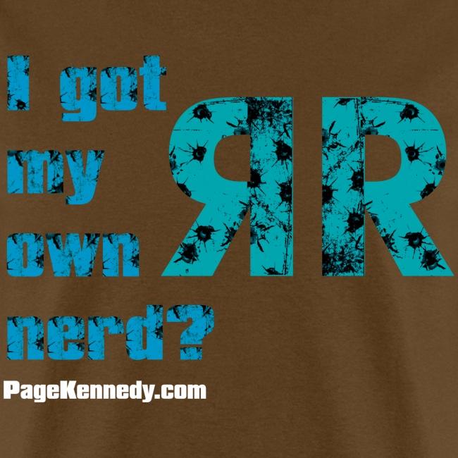 nerd rr blue