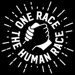 One race, the human race