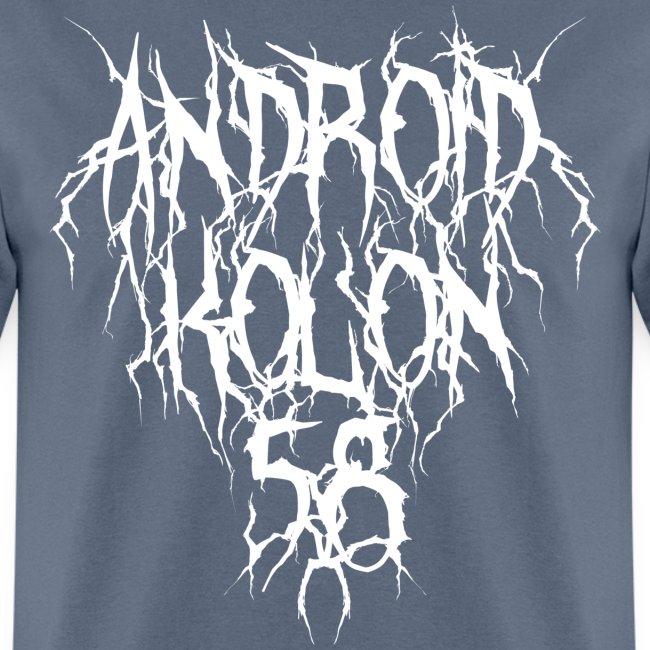 AK58 Black Metal