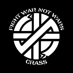 Crass - Fight War Not Wars