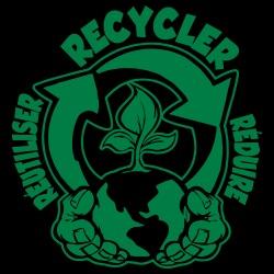 Recycler Réutiliser Réduire