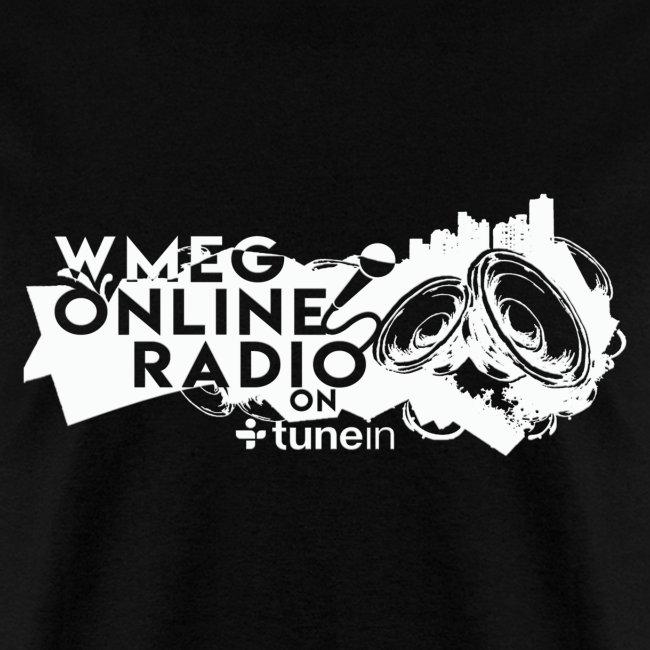 wmeg one color white logo
