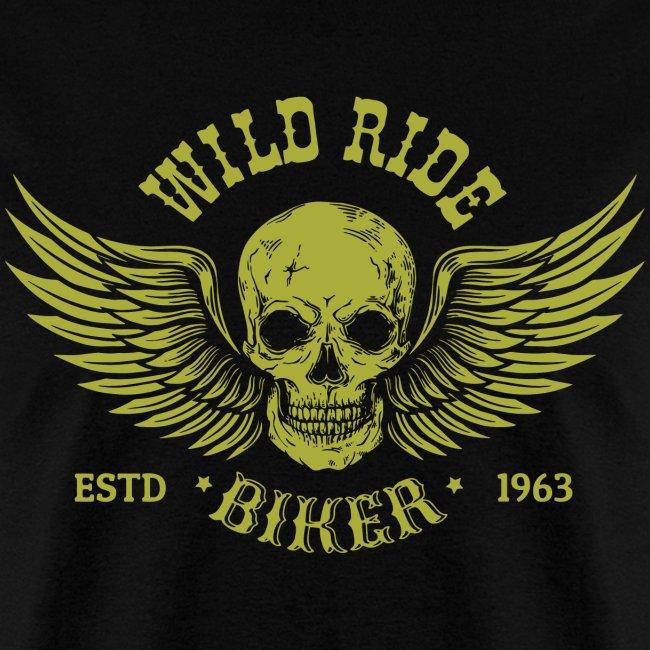 wild rider biker