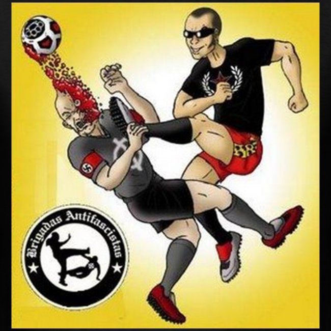 hooligans antifa