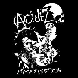 Acidez - ataca y destruye