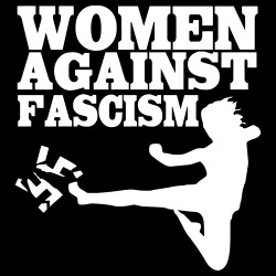 Women against fascism