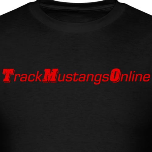 TMO Vintage Logo - Men's T-Shirt