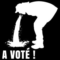 A voté!