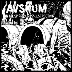 Avskum - In the spirit of massdestruction