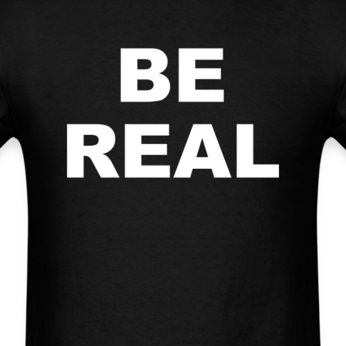 Mike Tyson – Be Real - Men's T-Shirt