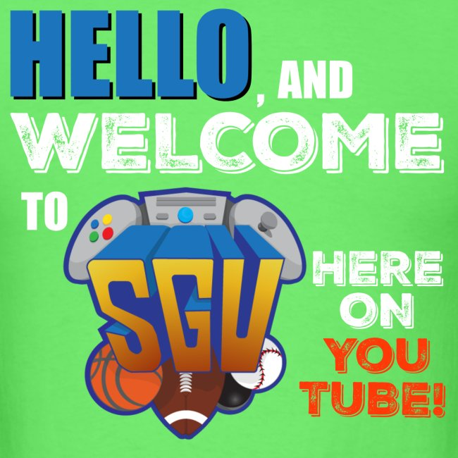 Hello And Welcome To SGU
