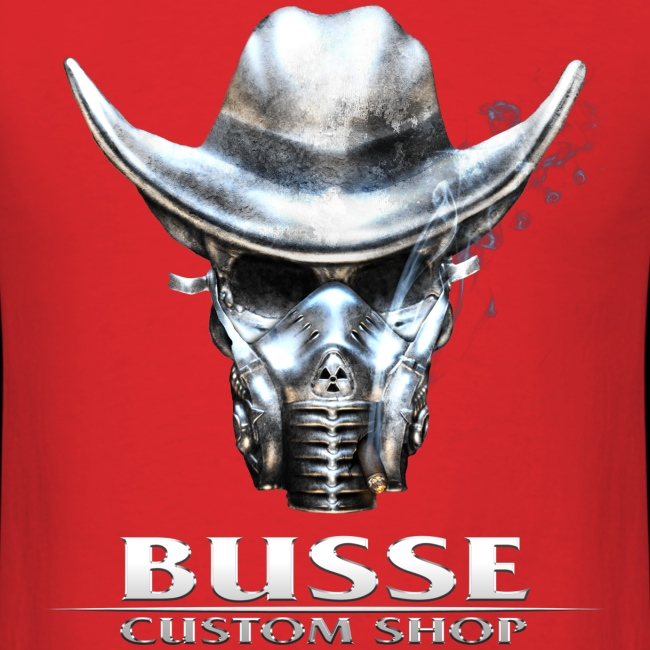 Busse Custom Shop Logo