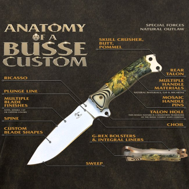 Anatomy of a Busse Custom