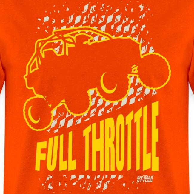 UTV SxS Full Throttle