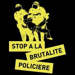 Stop à la brutalité policière