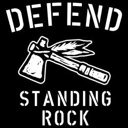 Defend standing rock