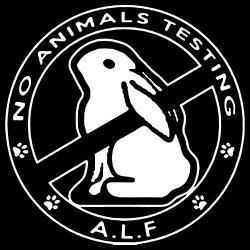 A.L.F. no animals testing