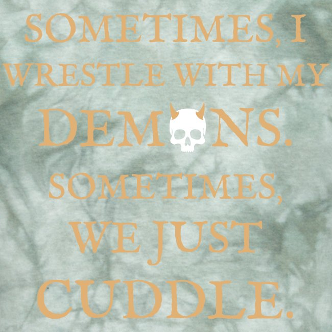 Demon Cuddles