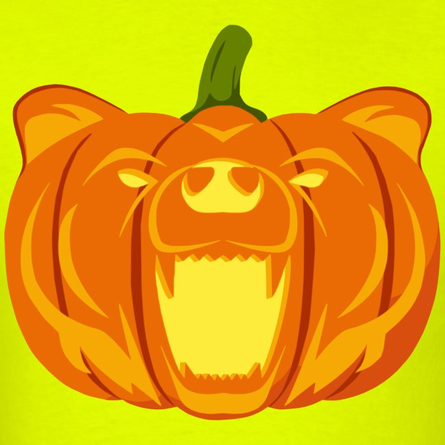 Pumpkin Bear