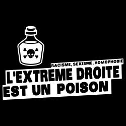 Racisme, sexisme, homophobie: l\'extrême droite est un poison