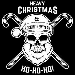 Heavy christmas & rockin\' new year