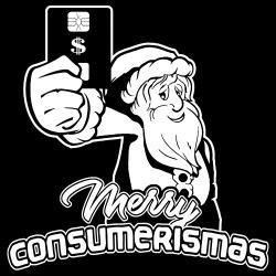 Merry consumerismas