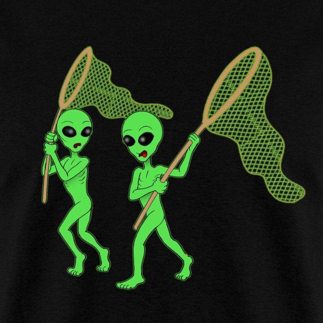 Aliens Hunting