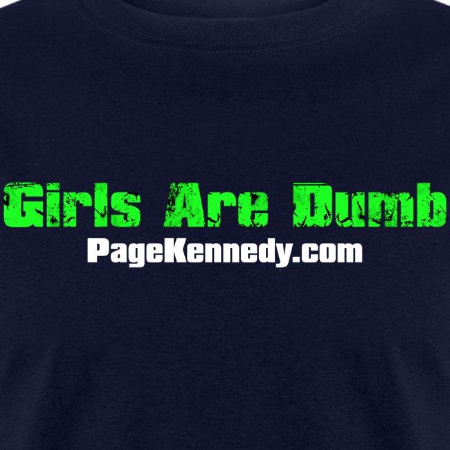 girlsdumb green