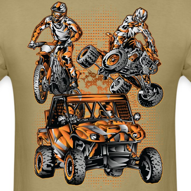 Extreme Off-Road Vehicles