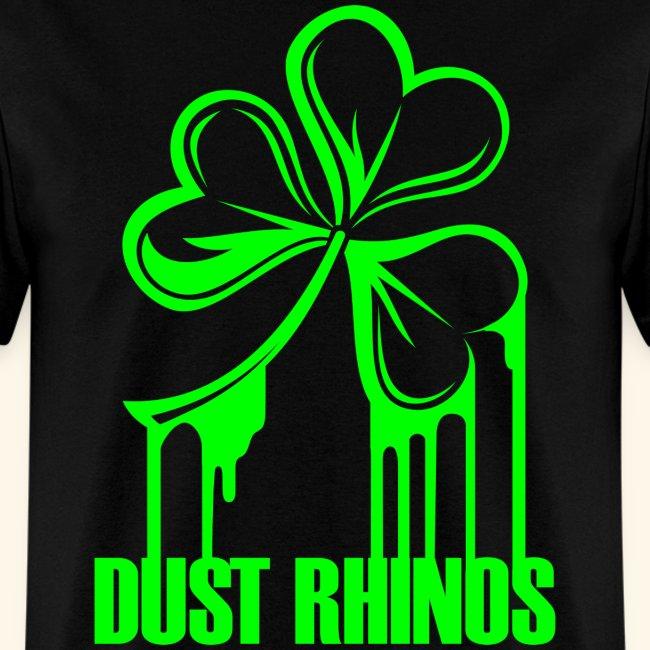 dustrhinospaintshamrock