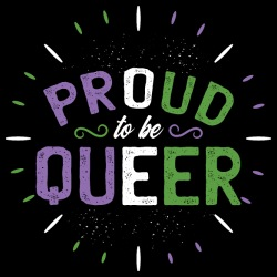 Proud to be Queer
