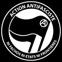 Action antifasciste. Ni fachos ni états ni frontières