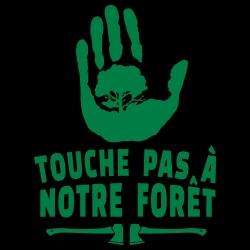 Touche pas à notre forêt