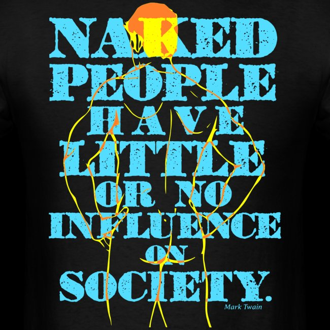 Naked People Influence
